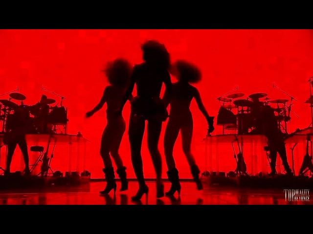 Beyoncé Naughty Girl Live I Am World Tour DVD HD