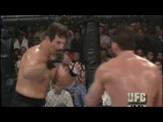 Кен Шемрок против Дэна Северна (второй бой с Северном)