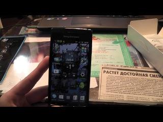 Обзор телефона Sony Ericsson Xperia ARC S