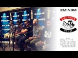 Eminem and Slaughterhouse - Welcome to OUR HOUSE - The Special on Shade 45 with Sway (2012)