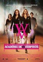 Vampire Academy (2014)- Latino