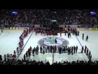 ЧМ по хоккею. Квебек-2008. 18 мая. Финал. Овертайм. Россия - Канада.