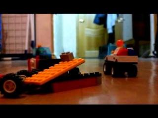 Лего гонки 001