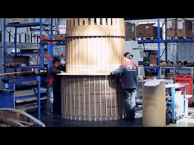 SVEL Power Transformer -Силовые трансформаторы СВЭЛ