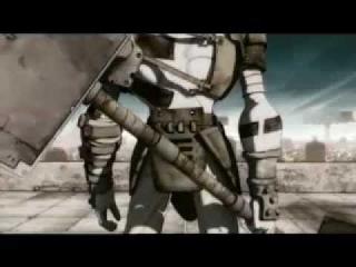 Code Hunters - прикольный, сумасшедший стимпанк ролик