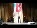 Чемпионат СОГУ по игре КВН 2012-2013 (1/4), Приветствие - Мыггаджы куывд (Ист. фак)