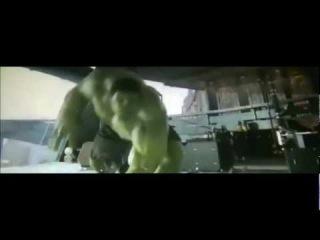 The Avengers Loki vs HULK [ENG]