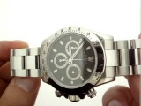 Rolex Steel Daytona 116520 Cosmograph Watch