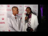 T.I. gets a LUXURMAN diamond watch from ItsHot.com - TI Going Away party