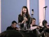 К.М.Вебер.Концертино для кларнета с оркестром Es-dur