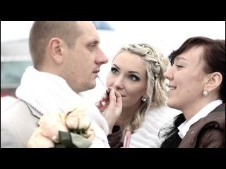 Идеальный свадебный клип Нелли и Сергея