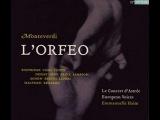 Emmanuelle Haim - Orfeo (Monteverdi)