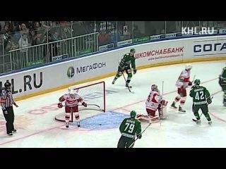 Салават Юлаев - Спартак 4:1 / Salavat Yulaev - Spartak 4:1