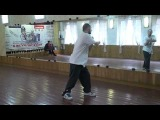 【Basic Movements by Vobr】 Swagga Dagga Step