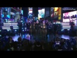 Lady Gaga Heavy Metal Lover, Marry The Night & Born This Way (2011 New Year's Rockin Eve) HD 720P