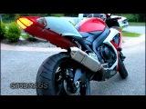 LOUD REVVING GSX-R 600   Yoshimura TRC Slip-On Exhaust Sound   Start Up & Rev