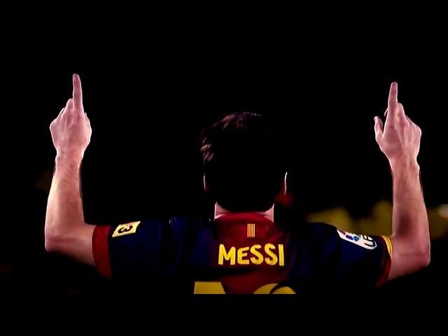 Lionel Messi - El Genio | 2012 |