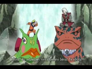 Naruto Jiraya Funny moment.