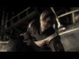 resident evil Claire Redfield & Leon Kennedy - Through Glass