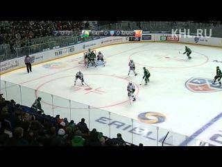ТОП-10 Лучших голов первого раунда плей-офф КХЛ 2012-13