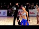 Тимур Имаметдинов и Екатерина Николаева Ча ча ча Танцфорум 2012 полуфинал