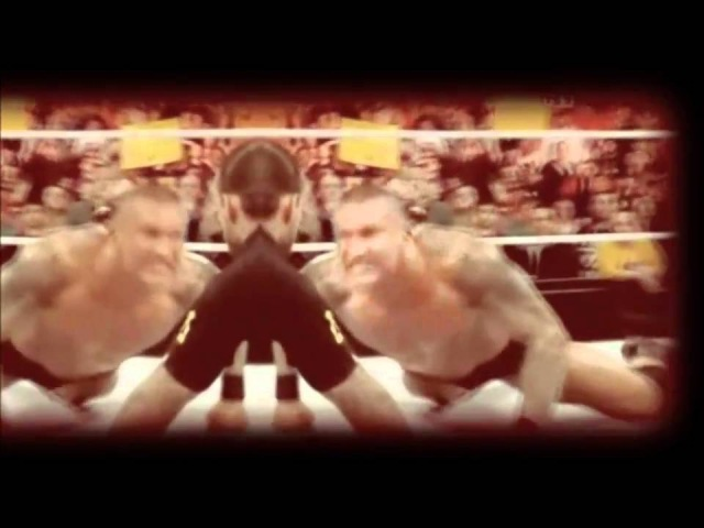 WWE Wrestlemania 27 Randy Orton vs. CM Punk Promo [HD]