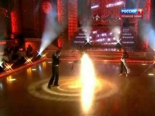 Павел Прилучный и Ксения Дмитриева Пасодобль