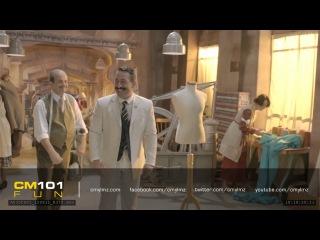 Cem Yılmaz | İş Bankası İlk Reklam Filmi / Kamera Arkası