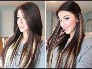 Как крепить волосы на заколках на короткие волосы