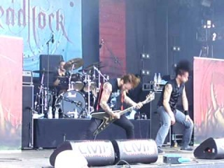 Deadlock - Dark Cell (live at Summer Breeze 09)