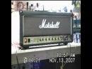 FJA Modded Marshall JCM800 2203 EL34 2