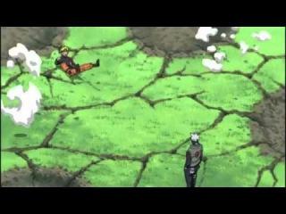 Funny Naruto and Kakashi moment -