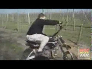 Мопеда купил, а ездить не купил ___ [Bought a moped to ride did not buy]