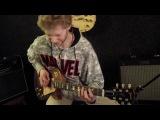 Струнодер 2.0 - Gibson LP tribute 60s Gold Top