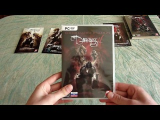 Обзор специального издания игры The Darkness 2 (720p|HD)