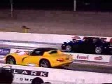 ACURA NSX VS DODGE VIPER