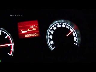 Разгон Пежо 301 с 0 до 188 км/ч