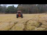 Видео прикол. Нереально крутой трактор с двигателем от Вольво и мощностью 170 л.с