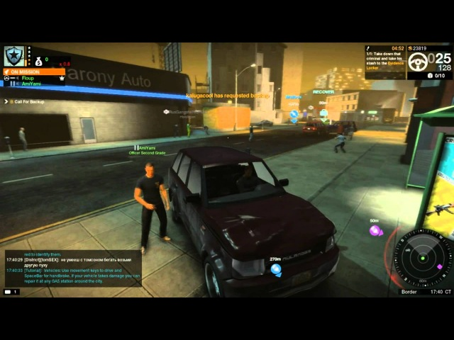 APB: Reloaded - Funny (Craft FlameSV)
