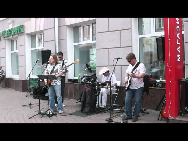 Вельветовые Медведи 12 06 2012 на Покре видео_1