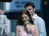 Drew Barrymore and Acid House Kings in Baskin Robbins TVC