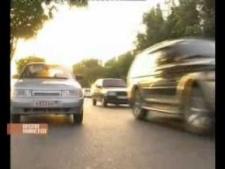 Посаженные авто. Сюжет телеканала РГВК