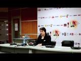 Премия Муз Тв 2012(пресс конференция)