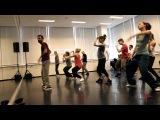 DASS 2013, Amsterdam: Caggie Gulum - Choregraphy