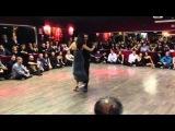 CONVENTILLO Tango Roma - Esibizione di Roberta Beccarini e Pablo Moyano - 1 e 2 tema