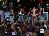 Britney Spears - Me Against the Music | (I Got That) Boom Boom (Live @ Times Square TRL)
