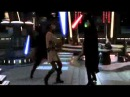 Obi Wan Kenobi Anakin Skywalker Vs Count Dooku Re mastered