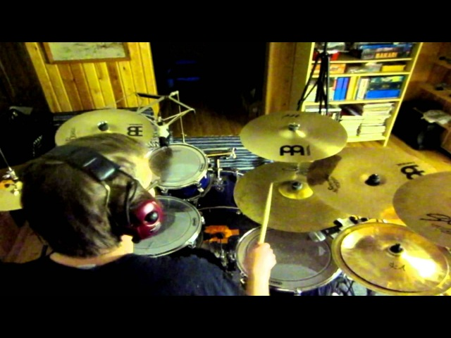 Stam1na Tavastia Palamaan Drum Cover Full HD
