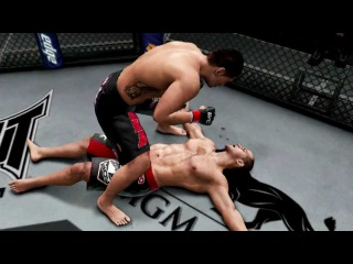 UFC Undisputed 3 - PS3 | Xbox 360 - official video game preview trailer HD