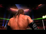 Triple H makes his entrance in WWE 13 (Official)